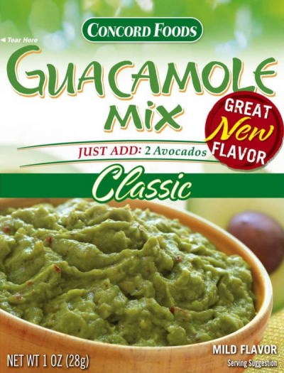 Guacamole, Classic Smooth, Mild