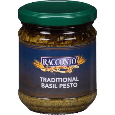Sauce & Spread, Traditional Basil Pesto