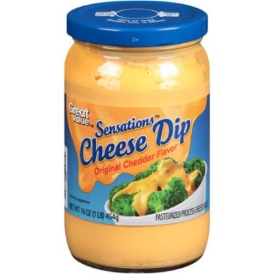 Original Cheddar Sensations Cheese Dip