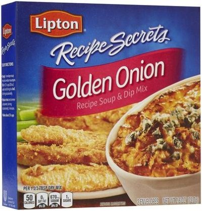 Soup & Dip Mix, Onion