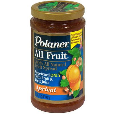 Apricot Spreadable Fruit