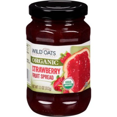 Fruit Spread, Strawberry, Organic