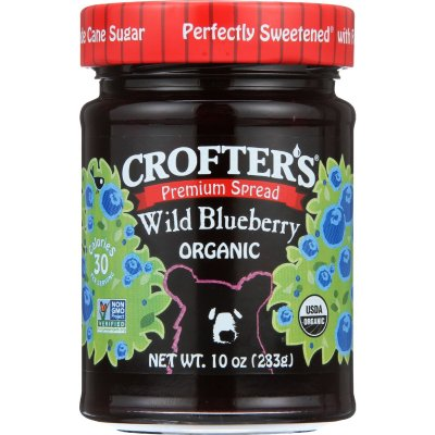 Fruit Spread,Organic Wild Blueberry