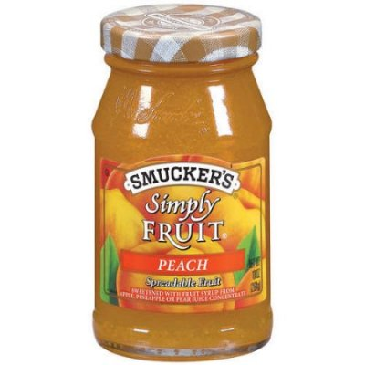 Peach Spreadable Fruit