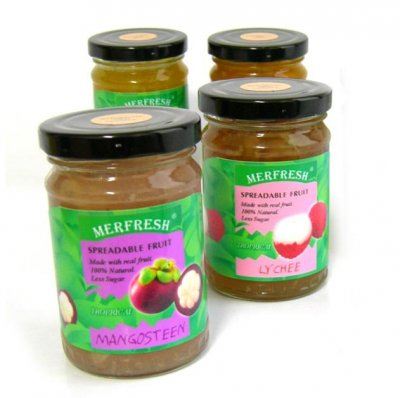 Spreadable Fruit, Strawberry Raspberry