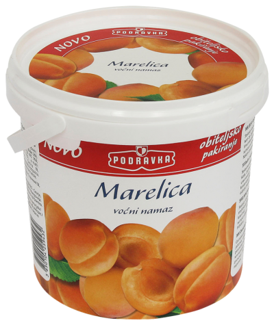 Fruit Spread, Rose Apricot