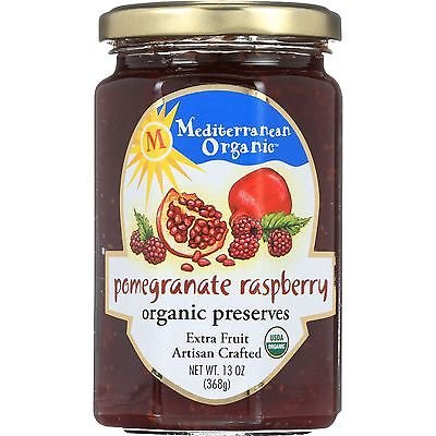 Organic Preserves, Black Cherry