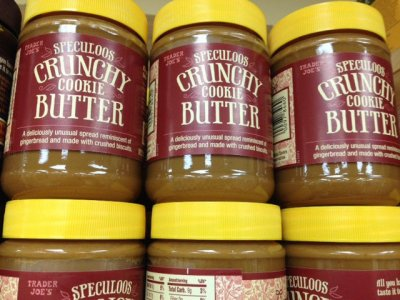 Speculoos Crunchy Cookie Butter
