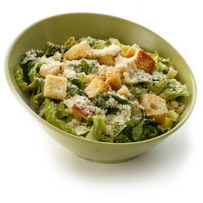 Caesar Salad, Croutons and Parmesan Cheese, Caesar Dressing