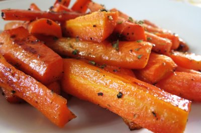 Carrots, Honey Glazed