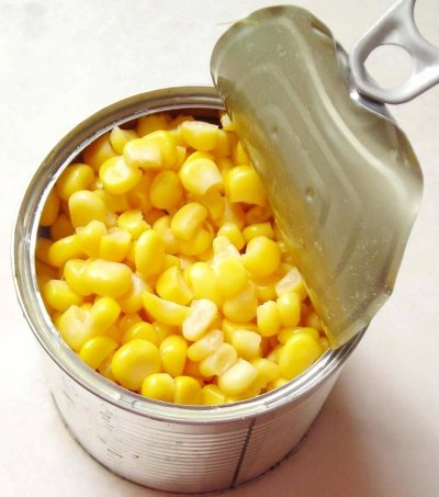 Cream Style Sweet Corn, Canned