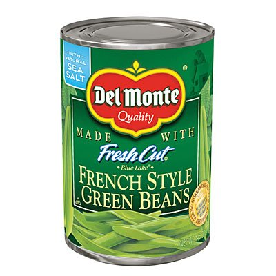 Green Beans,Cut French Style