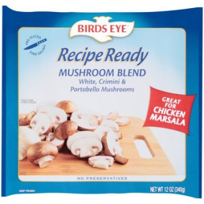 Recipe Ready, Mushroom Blend