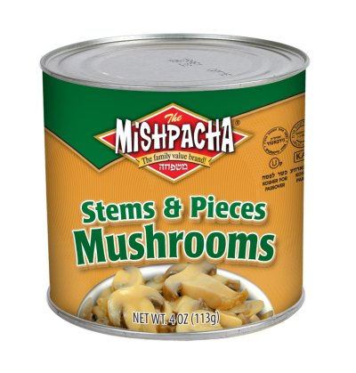 Stem & Pieces Mushrooms