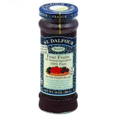 Deluxe Fruit Spread, Four Fruits