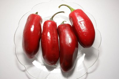 Jelly, Red Hot Jalapeno