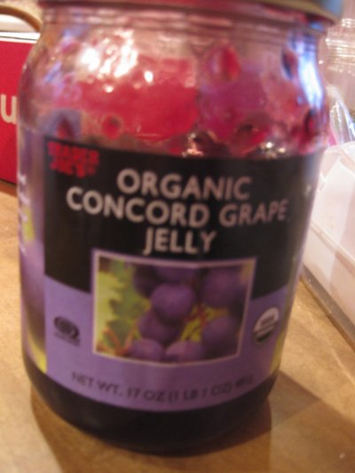 Organic Concord Grape Jelly