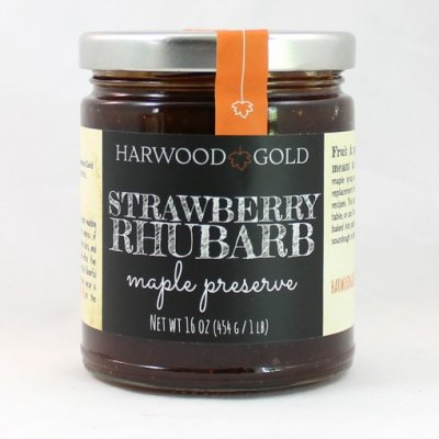 Pure Preserves, Strawberry