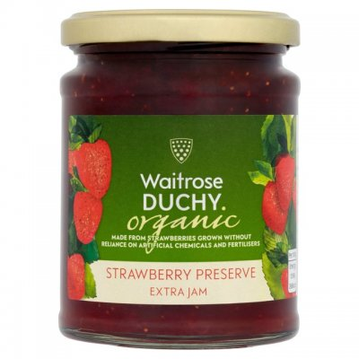 Strawberry Preserve, Organic