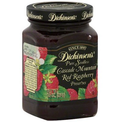 Red Raspberry Preserves, Cascade Mountain