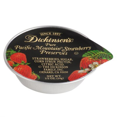 Strawberry Preserves, Pure Pacific Mountain