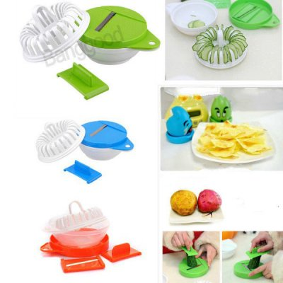 Fruit And Vegetable Snack Tray