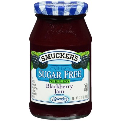 Jam, Blackberry Sugar Free Seedless