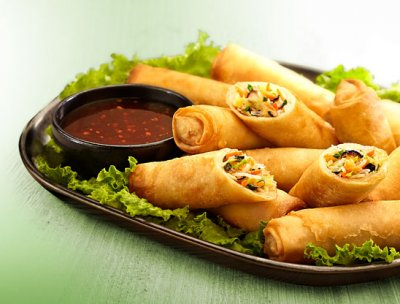 Spring Rolls, Mini Vegetable