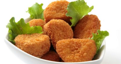 Tandoori Chicken Nuggets