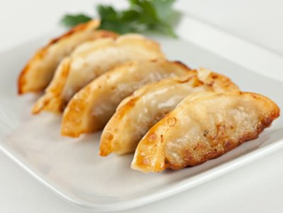Thai Vegetable Gyoza