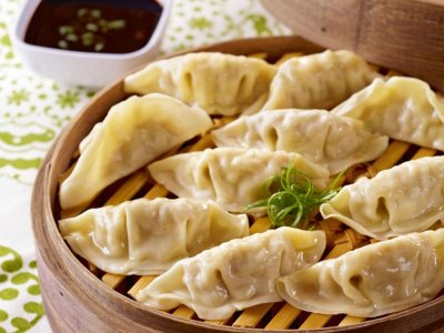 Asian-Style Pot Stickers