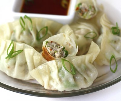Pork Gyoza Potstickers