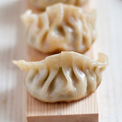Thai Shrimp Gyoza