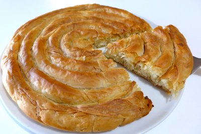 Cheese Greek Spiral