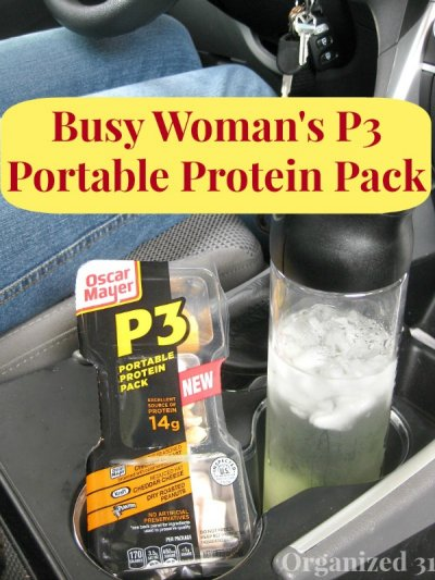 P3 Portable Protein Pack