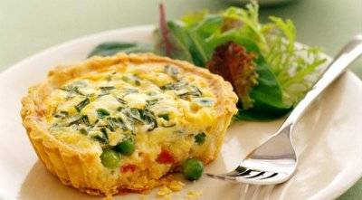 Quiche Appetizers, Petite, Assorted