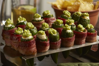Stuffed Jalapenos, Cream Cheese