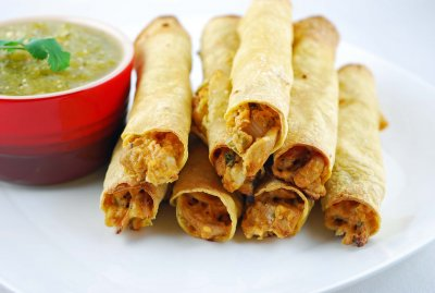 Taquitos, Chicken