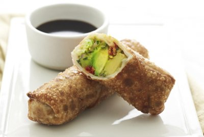 Vegetable Eggroll