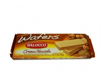 Wafers, Hazelnut