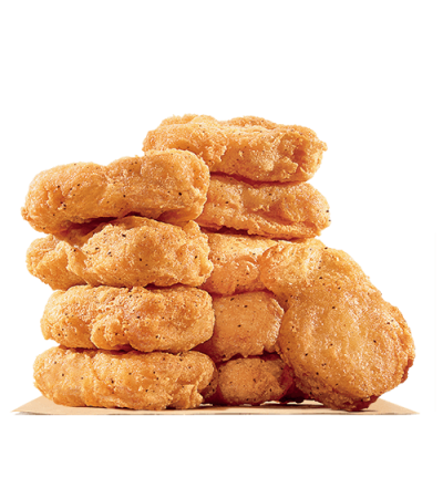 White Meat Chicken Nuggets