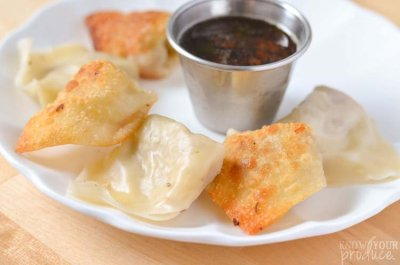 Potstickers, Pork & Vegetable Dumplings