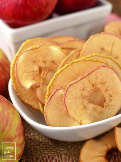 Sweet Apple Snackers