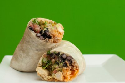 Burrito, Organic, Chicken, Original