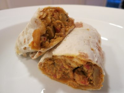 The Anasazi Burrito