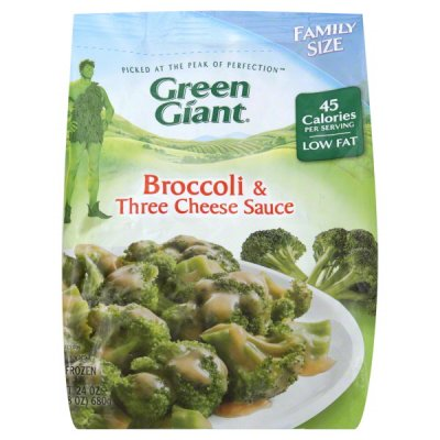 Broccoli & Three Cheese Sauce, Family Size