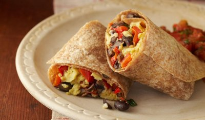 Burrito, Red Hot Beef