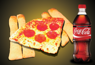 Lunch Combinations, Pepperoni Pizza