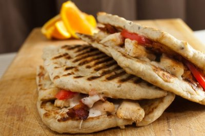 Flatbread Melts, Chicken Ranch Club