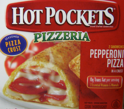 Pocket Sandwich, Pepperoni